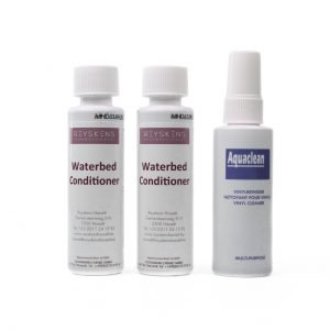 Waterbed conditioner + vinylreiniger