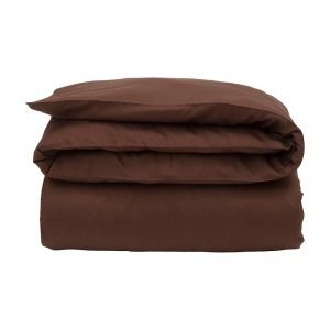 Lexington Hotel Sateen Jacquard Chestnut